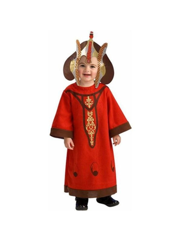 Toddler Star Wars Queen Amidala Costume-COSTUMEISH