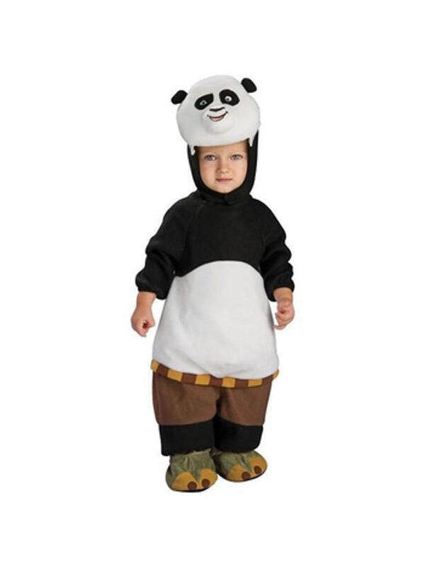 Toddler Kung-Fu Panda Costume-COSTUMEISH