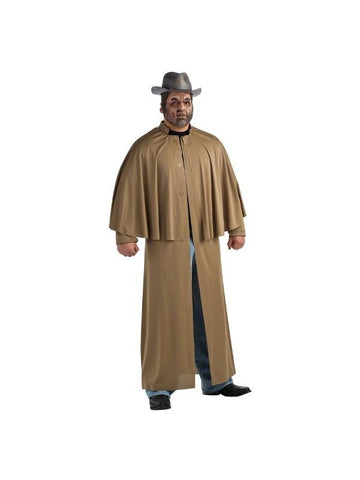 Adult Plus Size Jonah Hex Costume-COSTUMEISH