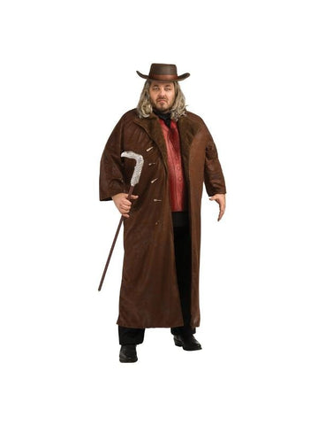 Adult Plus Size Jonah Hex Quentin Turnbull-COSTUMEISH