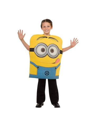 Child's Minion Dave Costume-COSTUMEISH