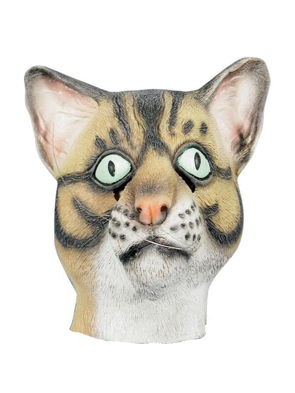 Cat Costume Mask-COSTUMEISH