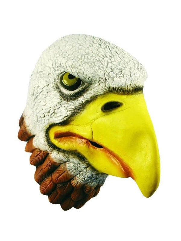 Eagle Costume Mask-COSTUMEISH