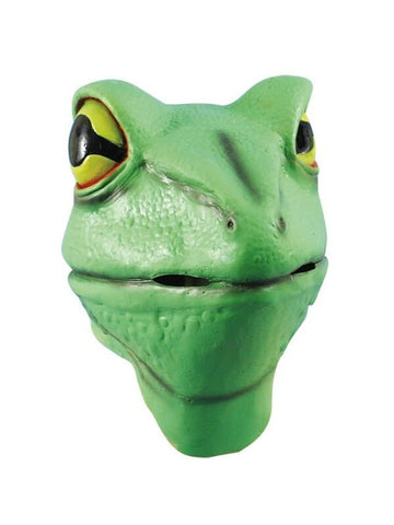 Frog Costume Mask-COSTUMEISH