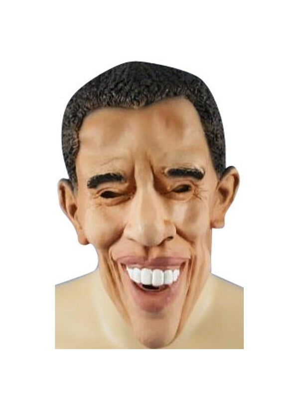 Barack Obama Mask-COSTUMEISH