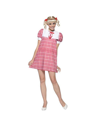 Adult Cindy Brady Costume-COSTUMEISH