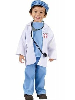 Baby Dr. Littles Costume-COSTUMEISH