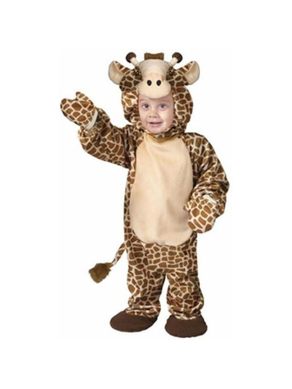 Toddler Jolly Giraffe Costume-COSTUMEISH