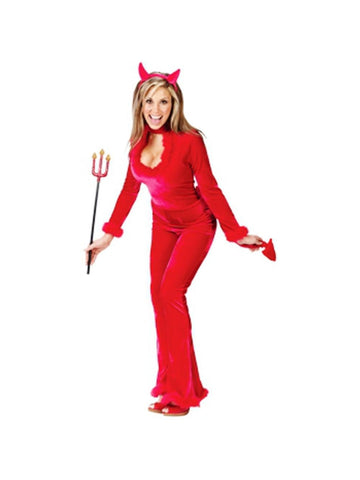 Adult Sexy Devil Costume-COSTUMEISH