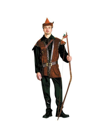 Adult Robin Hood Theater Costume