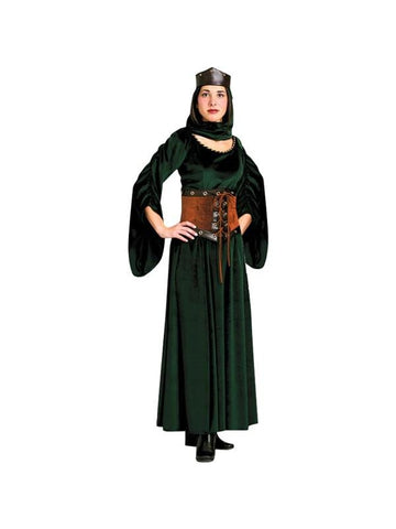 Adult Maid Marion Theater Costume