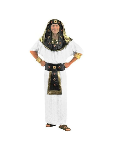Adult Rameses King of Egypt Theater Costume