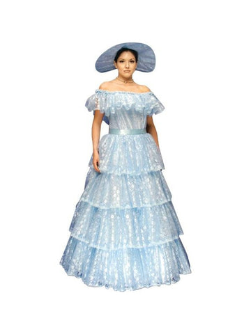 Adult Scarlett O'Hara Southern Belle Theater Costume