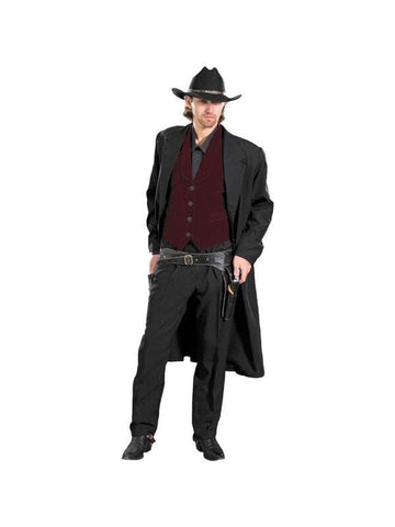 Adult Gunslinger Cowboy Theater Costume