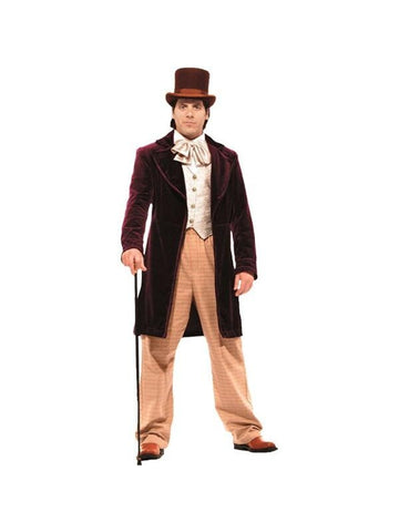 Adult 19th Century Gentleman Theater Costume