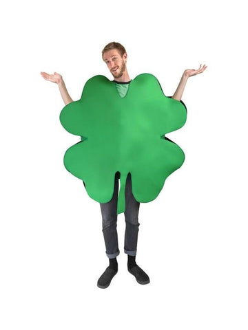 Adult Four Leaf Clover Costume-COSTUMEISH