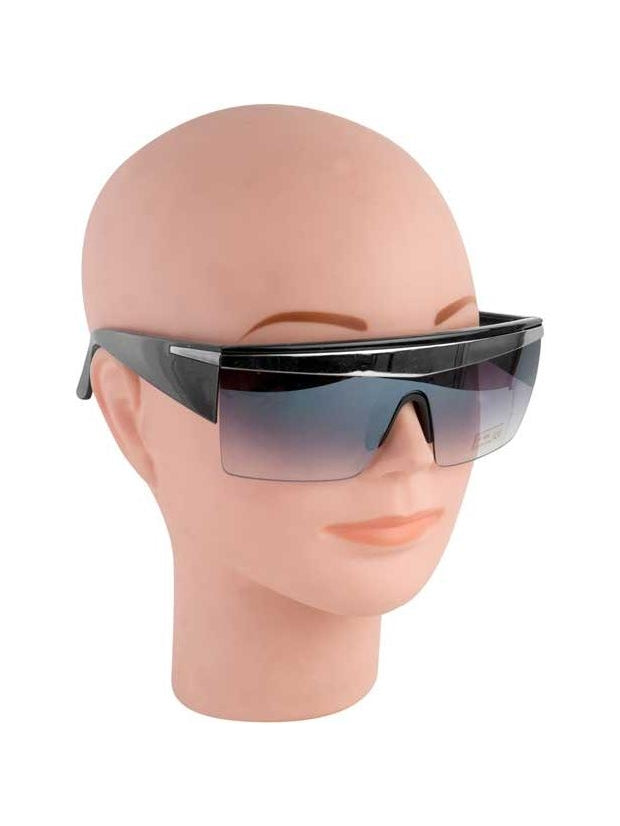Black Pop Star Costume Sunglasses-COSTUMEISH