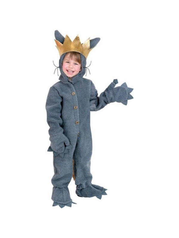Toddler Wild Max Costume-COSTUMEISH