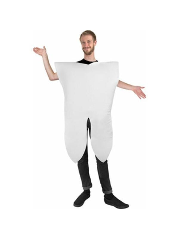 Adult Tooth Costume-COSTUMEISH