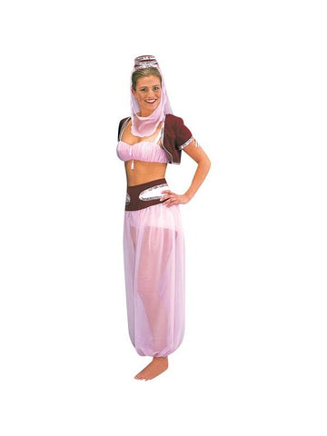 Adult Women's Genie Theater Costume