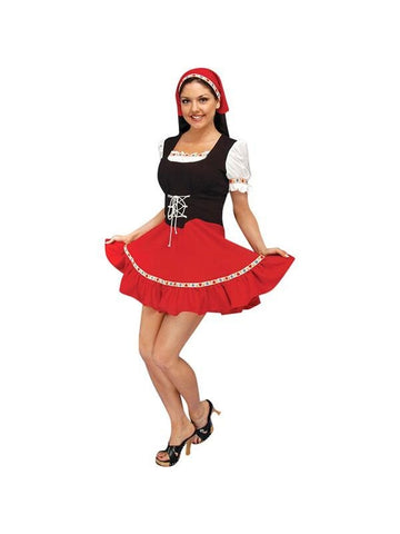 Adult Women's Heidi Theater Costume