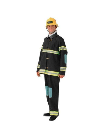 Adult Fireman Theater Costume