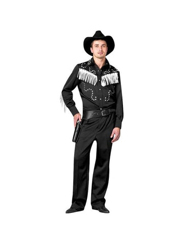 Adult Cowboy Sharp Shooter Theater Costume