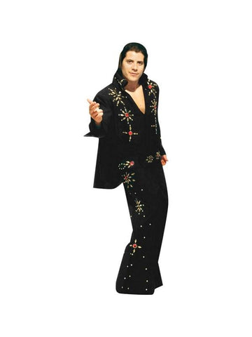 Adult Elvis Two Piece Theater Costume