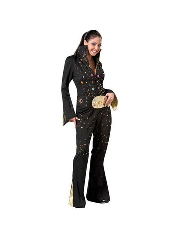 Adult Womens Elvis Theater Costume