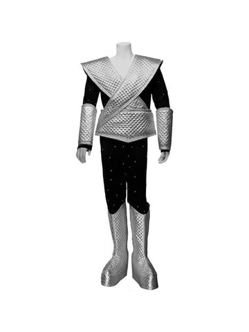 Adult 70's Glam Rock Star Theater Costume