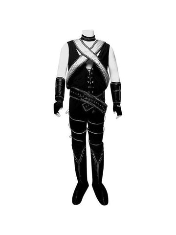 Adult 70's Glam Rock Space Man Theater Costume