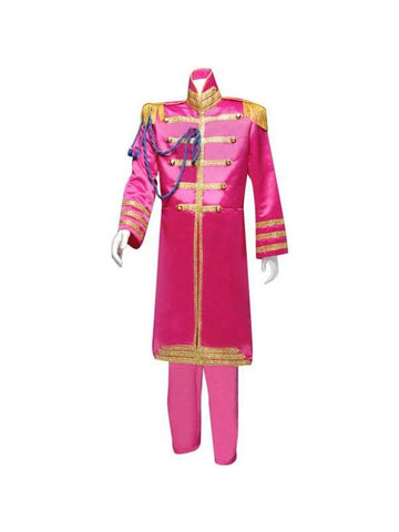 Adult Pink Sgt. Pepper Theater Costume