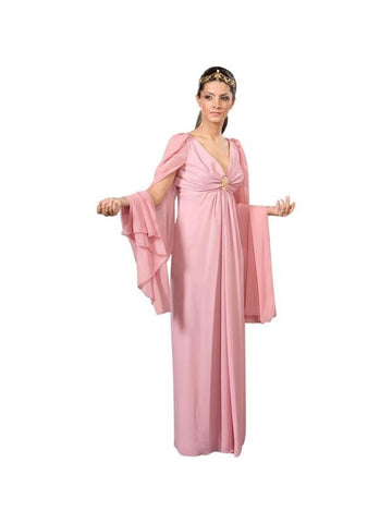 Adult Womens Roman Toga Robes Theater Costume