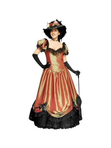 Adult Madame Southern Belle Theater Costume