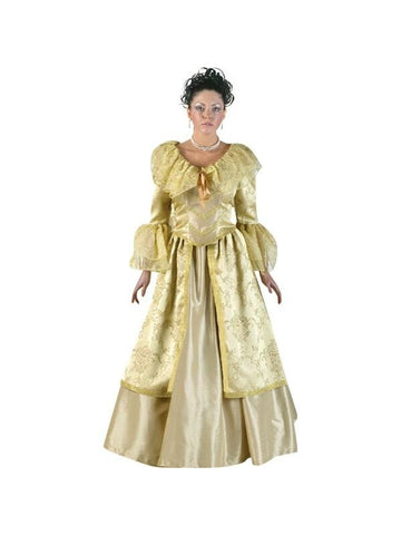 Adult Womens Georgian Era Dress Theater Costume