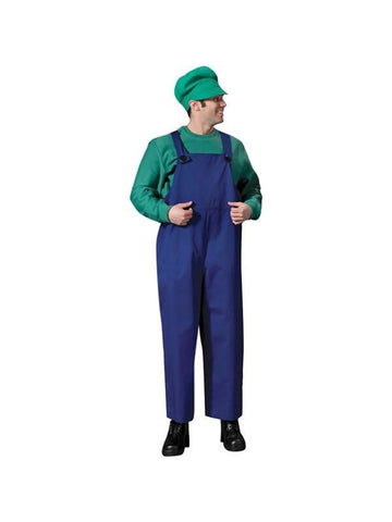 Adult Adult Luigi Theater Costume