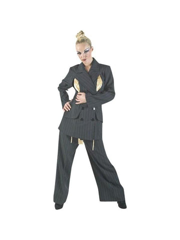 Adult Stripper Suit Theater Costume