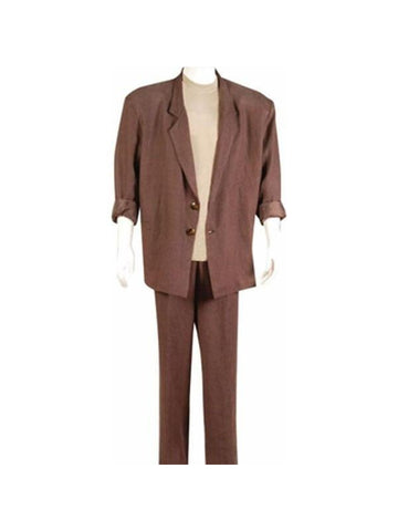 Adult Miami Vice 80's Suit Theater Costume