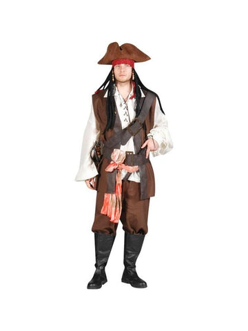 Adult Pirate First Mate Theater Costume