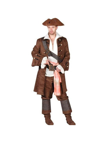 Adult Pirate Buccaneer Theater Costume
