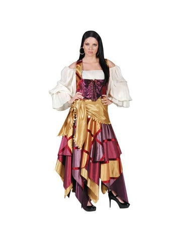 Adult Gypsy Theater Costume