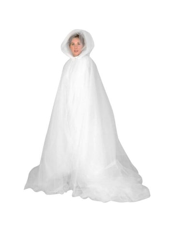 Adult Ghost Bride Theater Costume Cape