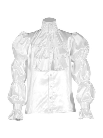 Adult Artist 80's Theater Costume Shirt