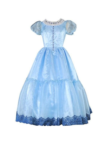Adult Alice in Wonderland Theater Costume Dress