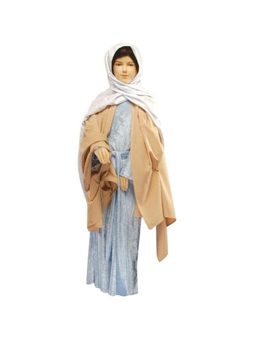 Child Virgin Mary Theater Costume
