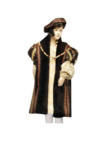 Child Medieval Renaissance Prince Theater Costume
