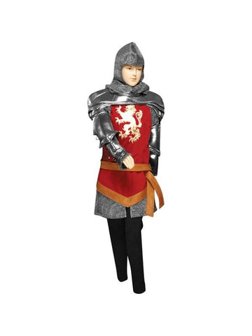 Child Medieval Knight Theater Costume