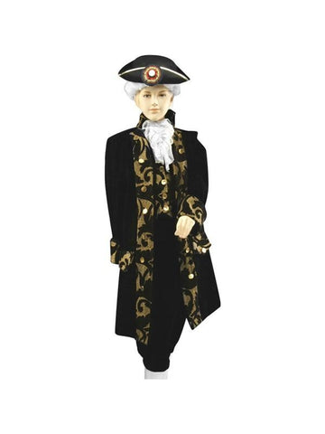 Child George Washington Theater Costume