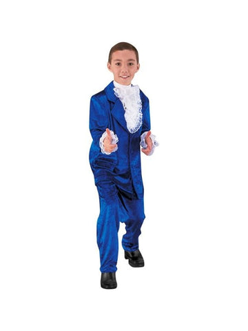 Child Austin Powers Theater Costume