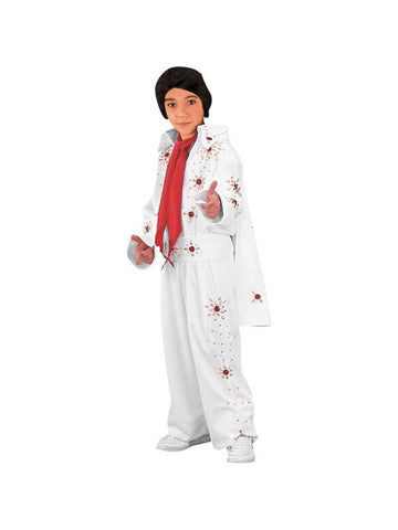 Child Elvis Theater Costume